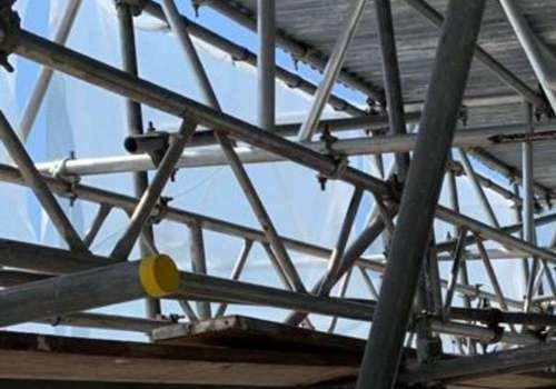 Temporary Roof Scaffolding Mitcham RBC