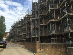 domestic scaffolding mitcham