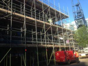emergency scaffolding mitcham