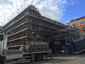 industrial scaffolding mitcham