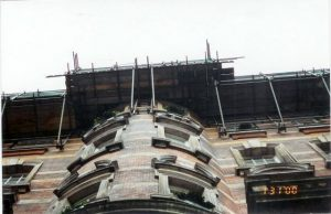 temporary roof mitcham